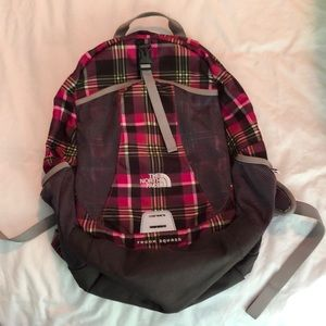 Kids North Face back pack